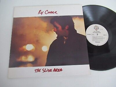 Ry Cooder/the Slide Area  Lp 1982 Wb K 56 976 U