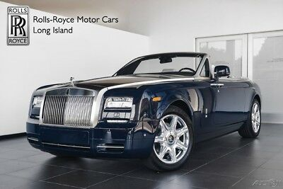 2015 Rolls-Royce Phantom (Certified Pre-Owned) Unlimited Miles Warranty Including Maintenance Expires - 05/28/2021