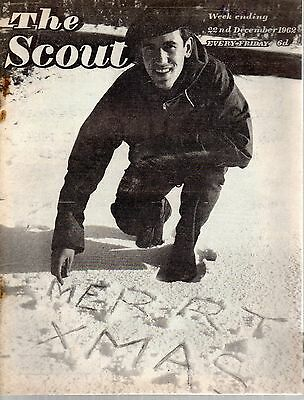 22 DECEMBER 1962 Vintage Magazine The Scout 48022