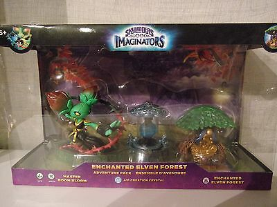 Skylanders Imaginators - Enchanted Elven Forest Adventure Pack - Neu & OVP