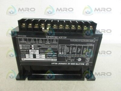 Allen Bradley 809S-Ab100A1 Ser A Solid State Relay *new No Box*