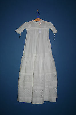 Antique Edwardian Baby Gown (#56)