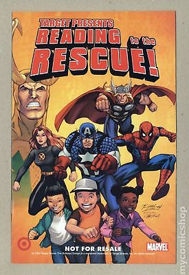 Target Presents Reading to the Rescue (2004) #1 VF- 7.5