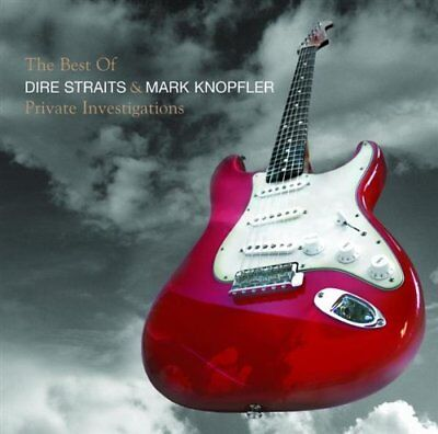 Dire Straits & Mark Knopfler ~ Private Investigations ~ Best Of ~ Hits ~ NEW CD