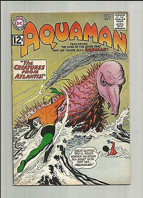 AQUAMAN  7 VFN- 1963  CENTS SILVER AGE DC COMICS Comic Book