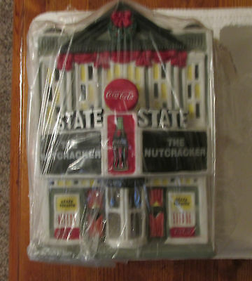 Coca Cola Town Square STATE Theater  1998   Lighted  Target Exclusive  NIB