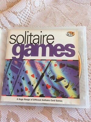 SOLITAIRE GAMES  - used