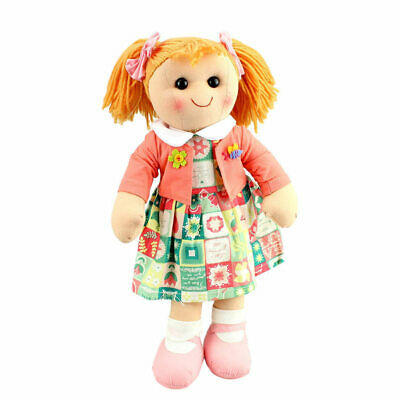 "Rag Doll Amelia Hopscotch soft body ragdoll soft toy doll 14""/35cm NEW"