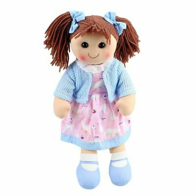 "Rag Doll Isla Hopscotch soft body ragdoll soft toy doll 14""/35cm NEW"