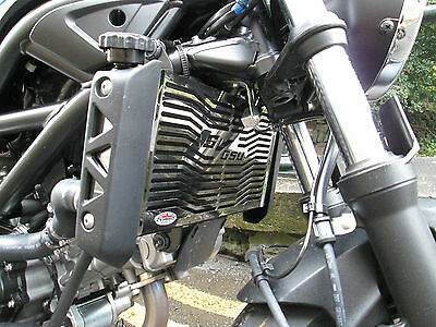 Suzuki Sv650 (16-17) S/n Radiator Protector, Grill, Cover, Guard S048