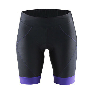 Craft 2015 Women's Move Cycling Shorts - 1903283 (BLACK/DYNASTY - M)
