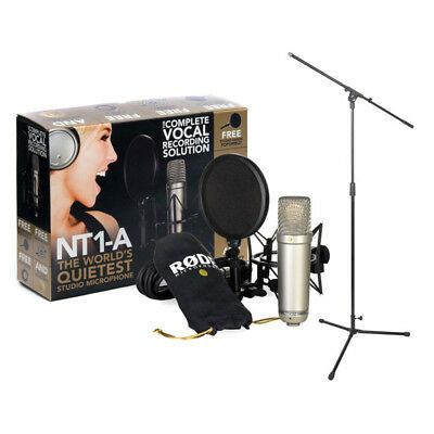 Rode NT1-A Recording Pack Bundle (NEW)