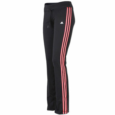 adidas Damen Climalite Hose Fitness Pant Workout Training Sporthose