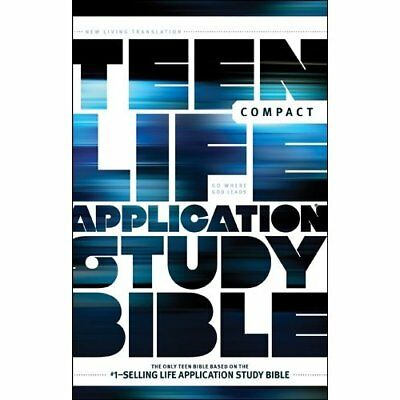NLT TEEN LASB COMPACT PB - Paperback NEW Tyndale House ( 2013-06-21