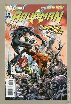 Aquaman (2011 5th Series) #3 VF 8.0