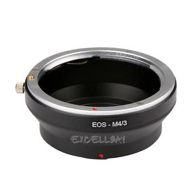 EOS-M4/3 for Canon EOS EF Mount Lens To Olympus Micro 4/3 Adapter Ring E0Xc
