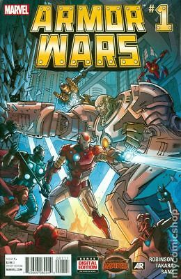 Armor Wars (2015) #1A VF