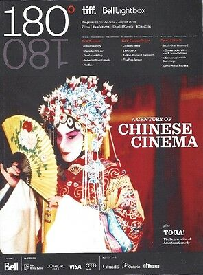 TIFF-Bell Lightbox-A Century of Chinese Cinema-Programme-Jun to Aug 2013-128 pgs