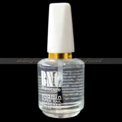 15ml Crystal Super Nail Polish Gel Art Hardener Manicure New NA