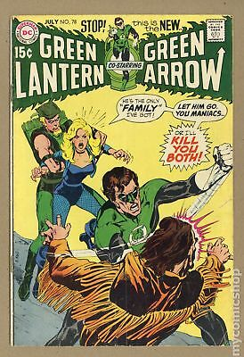Green Lantern (1960-1988 1st Series DC) #78 GD+ 2.5