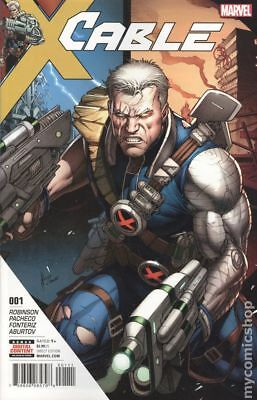 Cable (2017) #1A NM