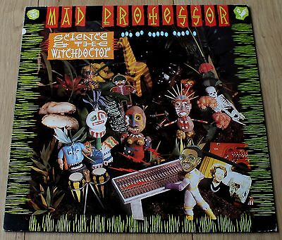 Mad Professor - Dub Me Crazy Part 9 - Science & The Witchdoctor-A Fine Reggae LP