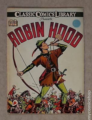 Classics Illustrated 007 Robin Hood #2 GD+ 2.5