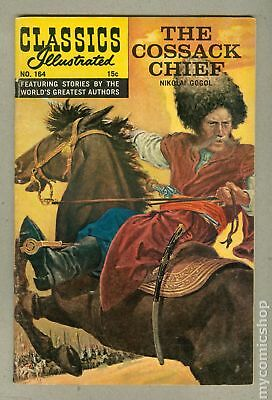Classics Illustrated 164 The Cossack Chief (1961) #1 FN 6.0
