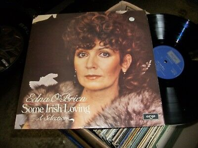 Edna O'brien-  Some Irish Loving Vinyl Album