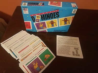 Arthurs Dominoes_1996_Game_Complete_Marc Brown_