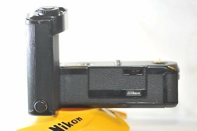 Nikon MD-15 MD 15 Motor Drive for FA 35mm film SLR camera ONLY TESTED WORKING