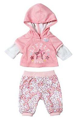Baby Born Sporty Collection Tracksuit Style 1 Brand New On Hanger 821374