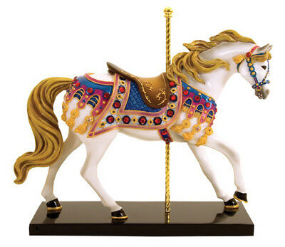 Trail of Painted Ponies BEDAZZLED PONY FIGURINE New in Box, LOW 1st Edition!