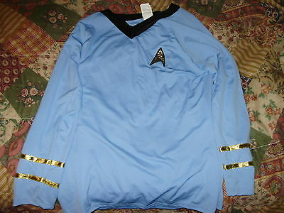 Star Trek Mr. Spock's Tunic As Good As The Original Screen Used One