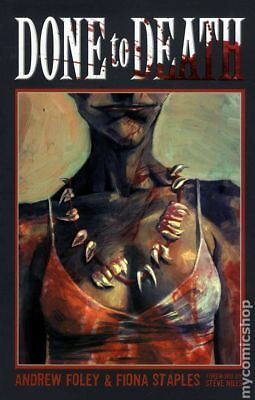 Done to Death TPB (2011 IDW) #1-1ST NM