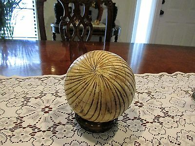 Antique Faux Game Ball, 1900