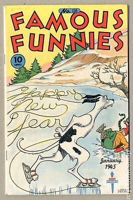Famous Funnies (1934) #126 VG+ 4.5