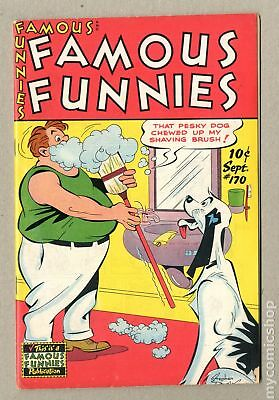 Famous Funnies (1934) #170 VG- 3.5