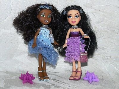 CUTE LIL' BRATZ DOLLS with ACCESSORIES