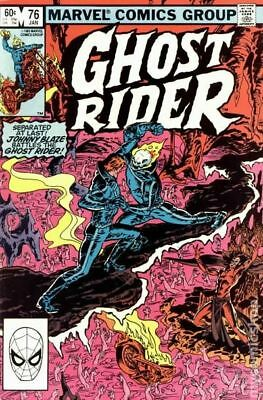 Ghost Rider (1973 1st Series) #76 FN