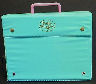 Vintage Polly Pocket - Writing Case, 100% Complete.