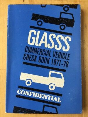 Glass's Commercial Vehicle Check Book 1971-79