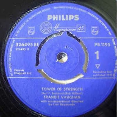 Tower Of Strength : Frankie Vaughan