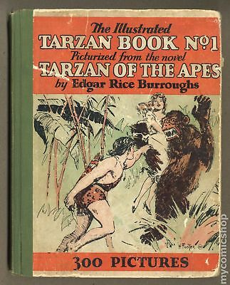 Illustrated Tarzan Book (1929) #1929 GD+ 2.5