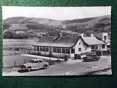 Fairbourne Golf Club. 1961 RP.