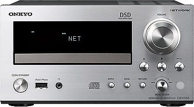 Onkyo cr-n765 (s) Network HiFi-Mini Receiver Silver