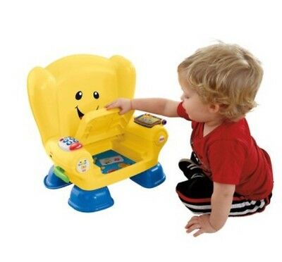 Fisher Price Laugh & Learn Smart Stage Chair YELLOW!