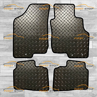 Hyundai I30 Nov 2009-2012 Fully Tailored 3Mm Rubber Heavy Duty Car Floor Mats