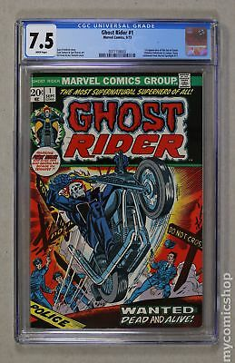 Ghost Rider (1973 1st Series) #1 CGC 7.5 0311158003