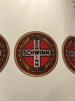 "Schwinn 2"" Decal"